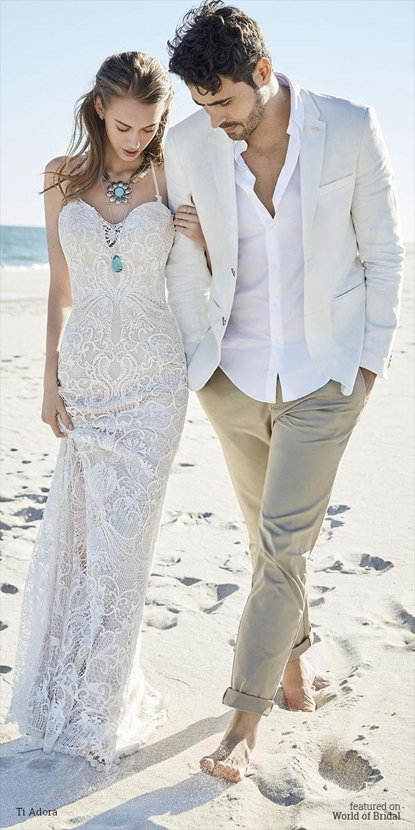 Designer Dresses That Are Perfect For A Beach Wedding B Loved