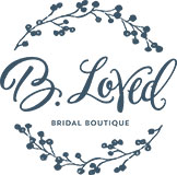 Bloved Bridal Logo